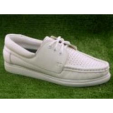 M.L. Charlotte, available in white, size 3 only