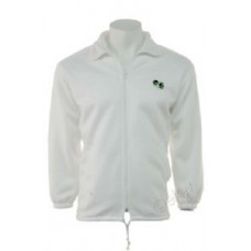 BBS Polar Fleece Jacket, White