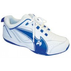 Henselite Gents Blade 34, white with blue trim