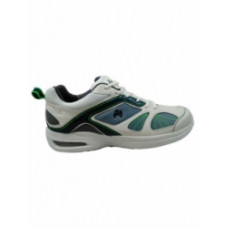 Henselite Gents Tiger42 Trainers, white