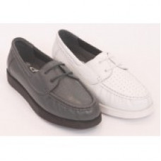 Emsmorn Harmony Lace-up, available in grey, size 4 only