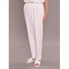 Henselite Ladies Slacks, available in white, size 10 length 31 only