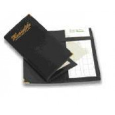 Henselite Large Leather Scorecard Holder
