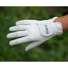OBG All Weather Bowls Glove, Mens, White
