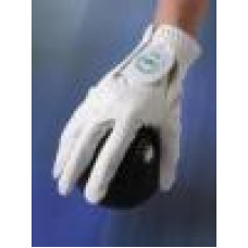 OBG All Weather Pro Bowls Glove, Ladies, White, available in small, left hand only